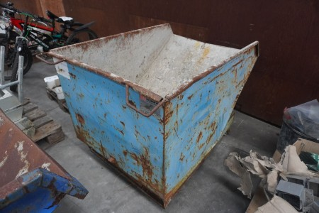Vippecontainer