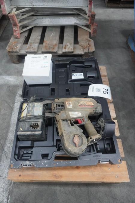 Bindemaskine, mærke MAX, model: RB655