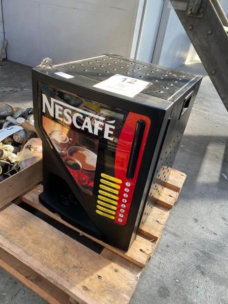 Kaffemaskine, mærke: Nescafé