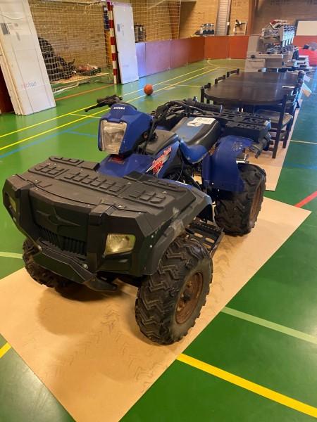 ATV, Mærke: Kuzuma, Model: 250 X