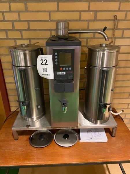 Kaffemaskine, Mærke: Bravilor Bonamat, Model: B 5-HW