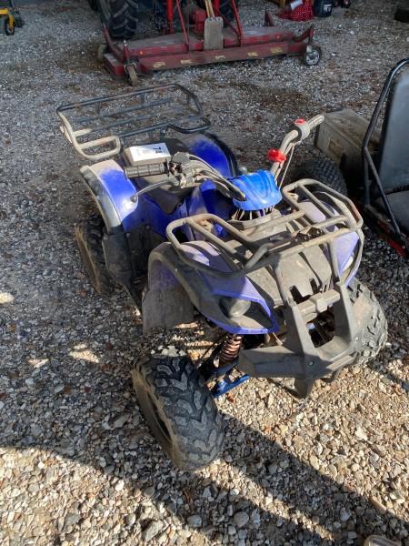 ATV, Model: DG-V110
