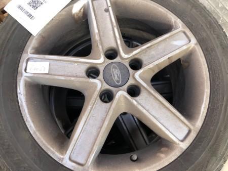 4 stk. dæk med fælge