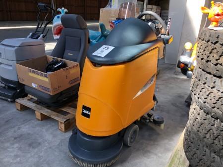 Gulvvasker, mærke: TASKI, model: Swingo 750B