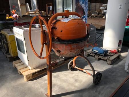 Cementblander på hjul, mærke: LIMEX