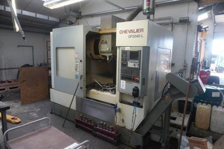 CNC styret vertikal bearbejdningscenter, Mærke: Chevalier, Model: QP2040-L