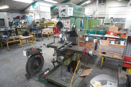 Drill / milling machine, Brand: Famup, Model: TCS C1 D4