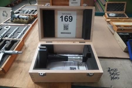 Inside micrometer brand Bowers