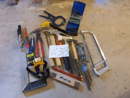 Wurth Tasche mit Handwerkzeugen