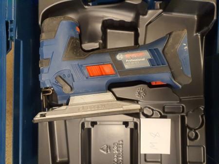 Stiksav, Mærke: Bosch, Model: GST 18V LI S