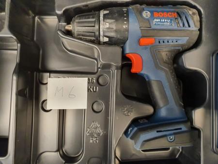 AKKU Skruemaskine Mærke: Bosch, Model: GSR 18 V-LI