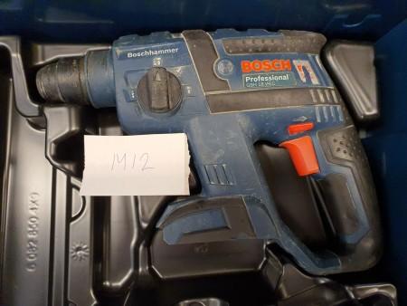 Betonhammer, Mærke: Bosch, Model: GBH 18 V Li