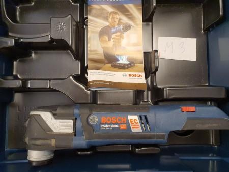 BATTERIE Feincutter Marke: Bosch, Modell: GOP 18V-28
