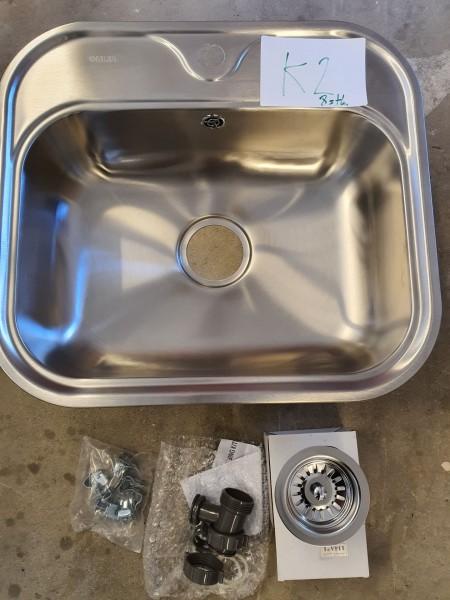 8 stk. oulin vaske til køkkener