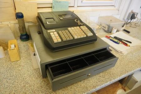 Cash register, Brand: Olympia, Model: CM912