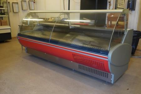 Køledisk med fryser, Mærke: Jordao, Model: VIT.Prestige 290