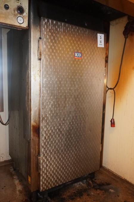 Smoke oven, Brand: Ingvald