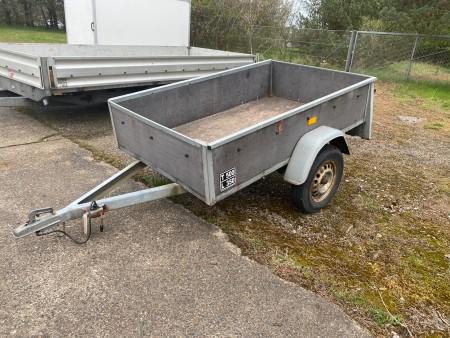 Kvik trailer