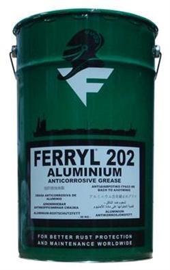Ferryl 202 aluminiumspasta anitkorrosiv