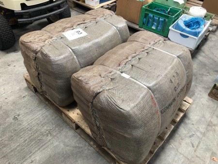 2000 stk. kraftige sække med snøreluk