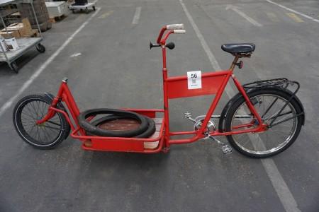 Long John cykel