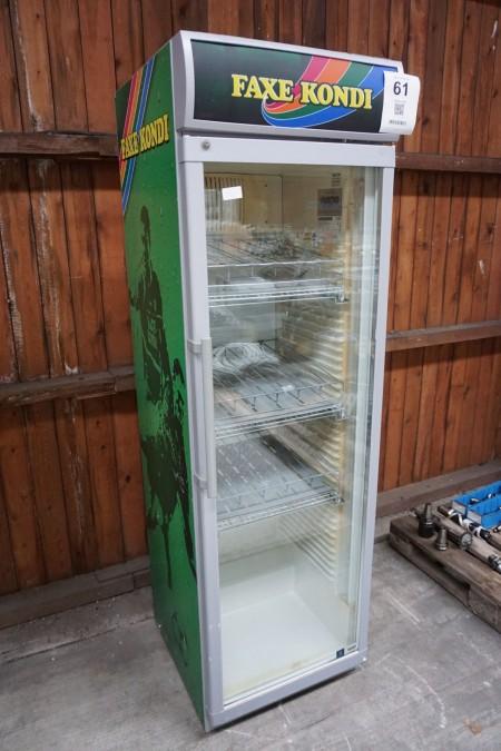 Faxe Kondi køleskab, mærke: Liebherr