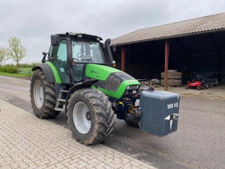 Traktor, Mærke: Deutz, Model: Agrotron 165,7