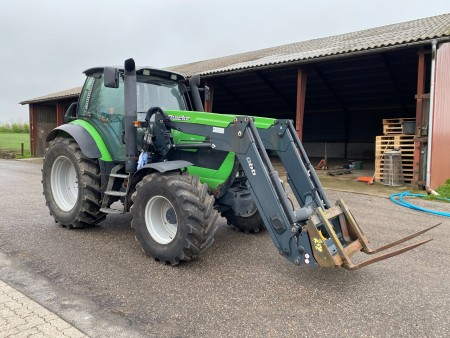 Traktor, Marke: Deutz, Modell: Agrotron M 600