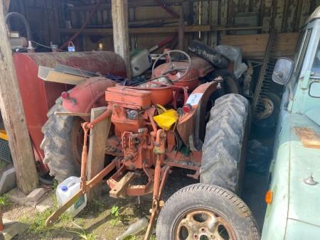 Traktor, Mærke: Nuffield, Model: 342