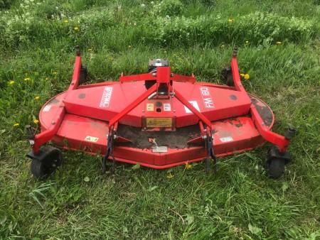 Græsklipper til traktor, mærke: Tecma, model: FM 180