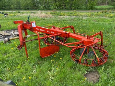 Rotorrive, mærke: Frandsgård, model: RV-390