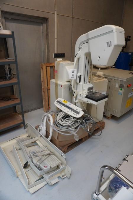 Mammografiscanner, Mærke: GE, Model: Senographe DMR