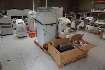 Digital mammografi scanner, mærke: Philips, model: Sectra
