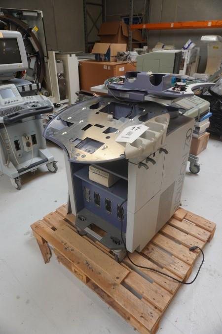 Ultralyds scanner, mærke: GE, model: Voluson 730 pro