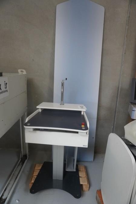 Røntgen patient leje, mærke: Siemens