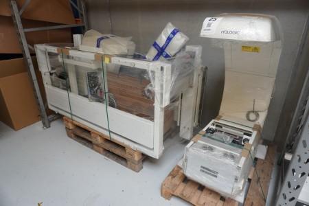 DEXA scannere, mærke: Hologic, model: DISCOVERY A