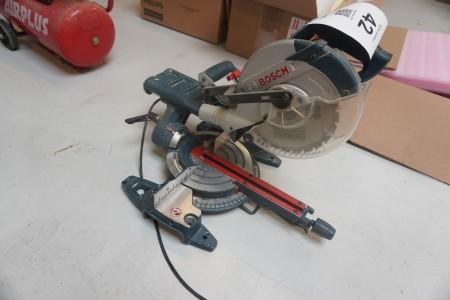 Kap/geringssav, Mærke: Bosch, Model: GCM 800 S
