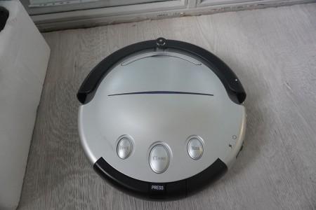 Robot støvsuger med lader, Mærke: Auto Cleaner