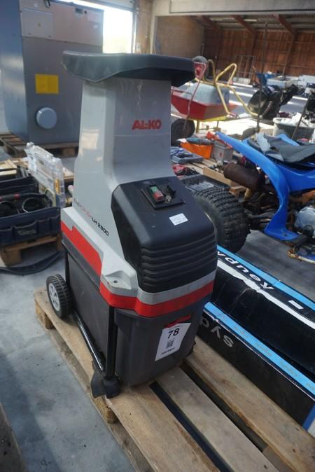 Kompostkværn, mærke: AL-KO, model: EASYCRUSH LH 2800