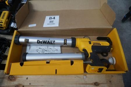 Fugepistol, mærke: DEWALT, model: DCE580