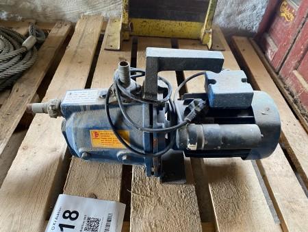 Vandpumpe, Type: P250/1000