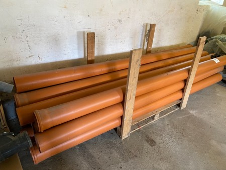 14 stk. kloakrør
