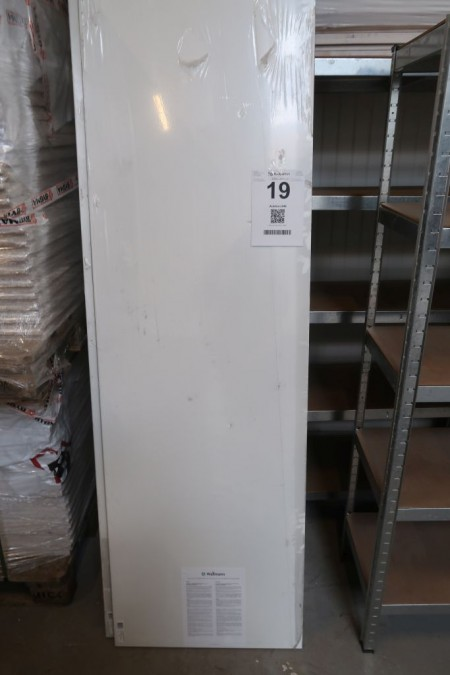 Bordplade i hvid