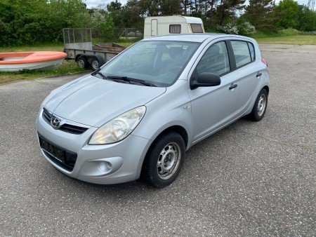 Bil, mærke: Hyundai, model: I20, 1,4 CRDI