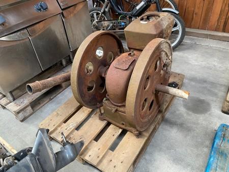 Gammel motor