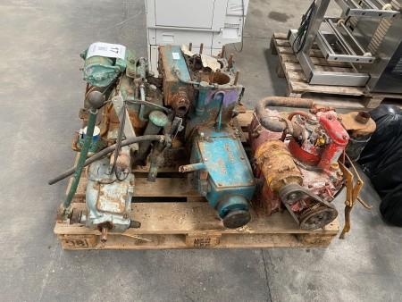 Parti motorer