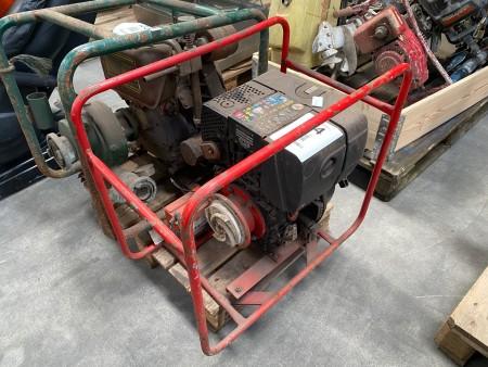 Generator, mærke: Hatz