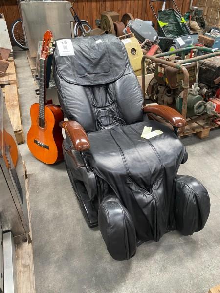 Lænestol + guitar