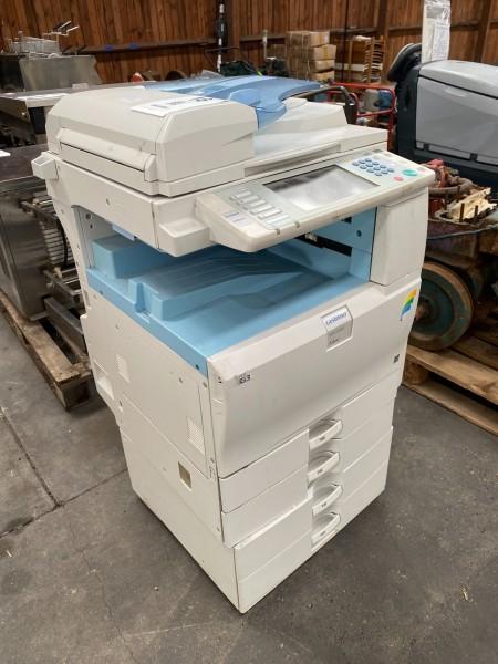 Printer, mærke: Gestetner, modle: MP C2050