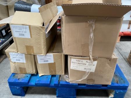 5 kasser affaldssække